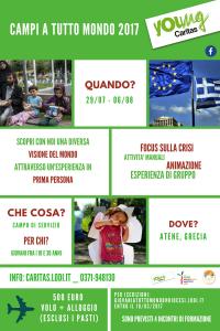 Campo Caritas 2017