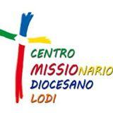 Logo centro missionario lodi