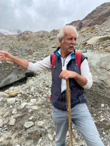 Tullio Faifer, guida alpina
