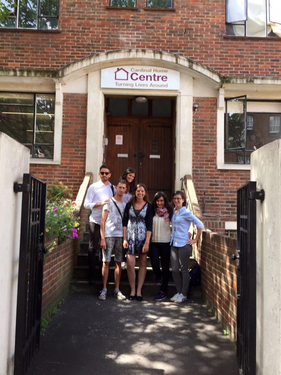 Caritas Westminster_Phoebe