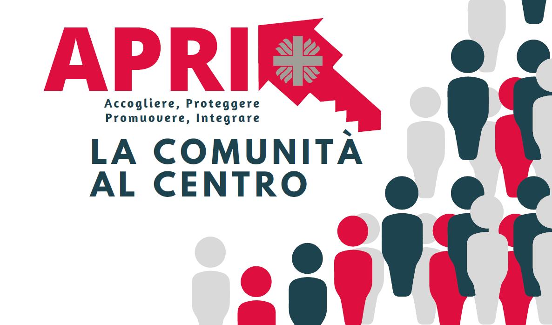 Progetto APRI - La Comunità al Centro - Caritas Lodigiana Caritas Lodigiana