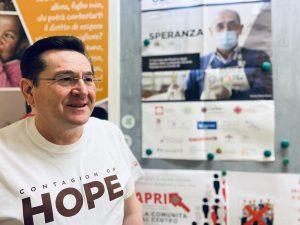 Carlo Bosatra Contagion of Hope Caritas