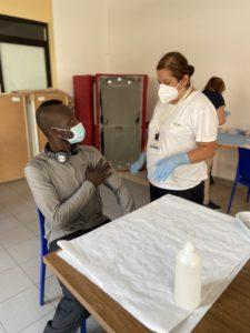 Vaccinazioni Caritas Lodigiana