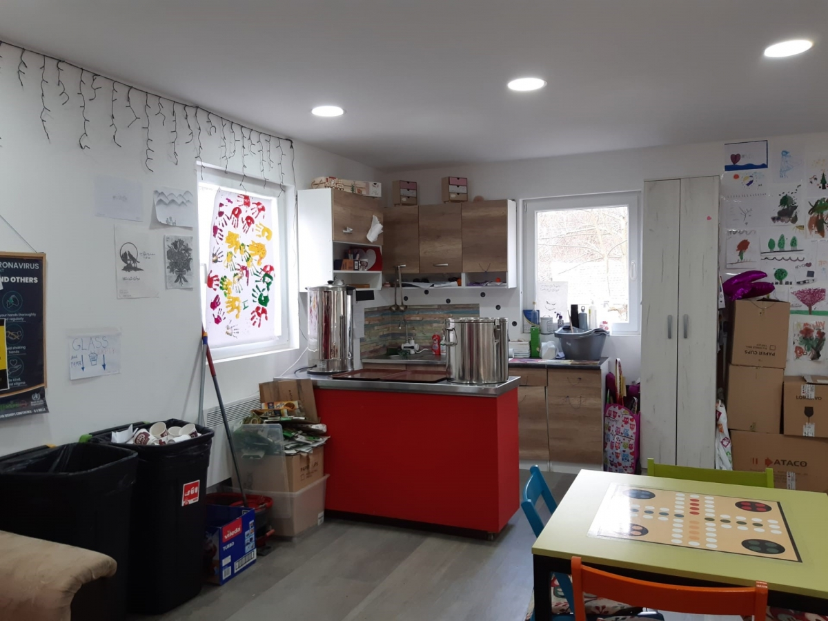 """Social cafè"" di Caritas-IPSIA"